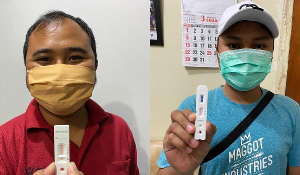 Pandemi Covid 19 2 Februari 2021 Di Kelurahan Gandaria Selatan Dki Jakarta 483 Kasus 6 Meninggal Virus Corona Andra Farm